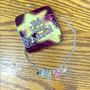 High School musical charm necklace